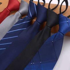 Prodigy - Zipper Necktie