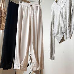 irroro - High-Waist Wide-Leg Pants