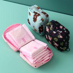 SunShine - Printed Sanitary Pouch