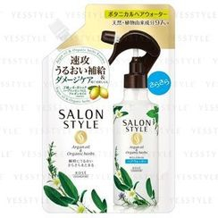 Kose 高絲 - Salon Style Argan Oil & Organic Herbs Hair Water Refill 450ml