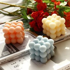 Nicstak - Bubble Cube Candle