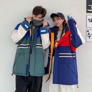 Besto - Couple Matching Padded Coat