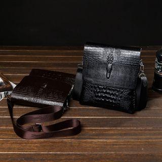 Filio - Faux Leather Shoulder Bag