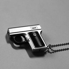 Doll Parlour - Pistol Pendant Necklace