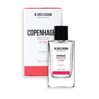 W.DRESSROOM - Eau De Toilette Perfume Spray #32 Copenhagen 70ml