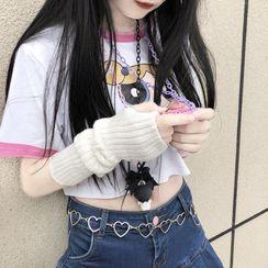 laceyleft - 针织袖套