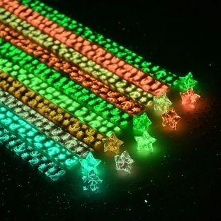 Yogow - DIY Fluorescent Origami Star Paper Strip