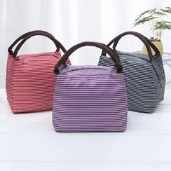Evorest Bags - Striped Insulated Lunch Bag