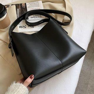 Studio Sophista - Faux Leather Crossbody Bag