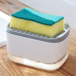 Home Flora - 塑膠皂液按壓出液盒