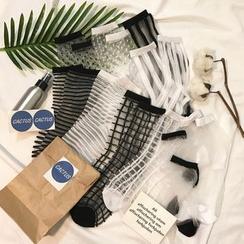 Dute - 薄紗襪子