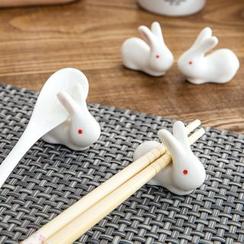 Home Simply - Rabbit Chopsticks Rest