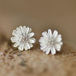 HOTTO(ホットー) - Floral Ear Stud