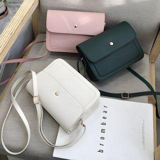 Bouhoser - Snap Button Shoulder Bag