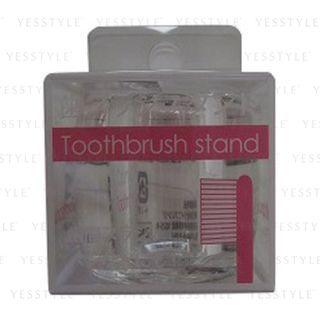 Lifellenge - Toothbrush Stand 3-06 Clear