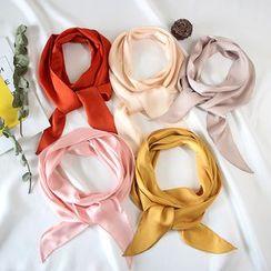 Digesida - 纯色薄款围巾