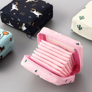 Cutie Pie - Printed Sanitary Pouch (4 Designs)