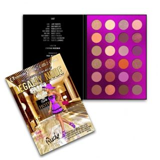 RUDE - Legally Nude - 24 Eyeshadow Palette