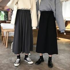 Guajillo - A字中长裙