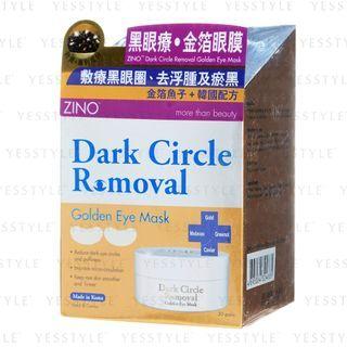 Zino - Masque anti-cernes Golden Eye