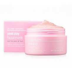 SKIN&LAB - Pink Clay Facial Mask 100g