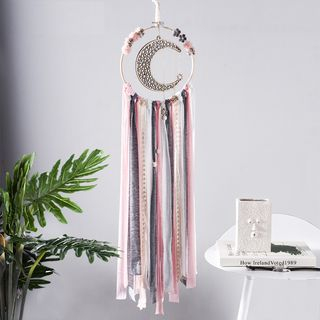 Treeshow - Fringed Moon Hanging Ornament