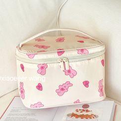 Olsin - Travel Print Makeup Bag