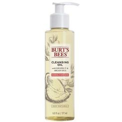 Burt's Bees - Facial Cleansing Oil For Dry Skin, 6oz