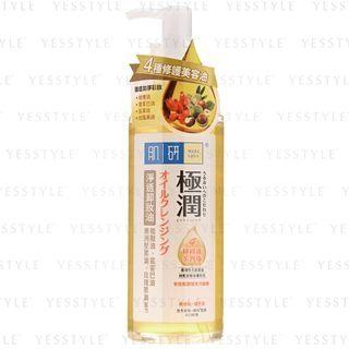 Rohto Mentholatum - Hada Labo Super Hyaluronic Acid Cleansing Oil