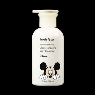innisfree - My Perfumed Body Green Tangerine Body Cleanser Hello 2020 Disney Collection - 2 Types