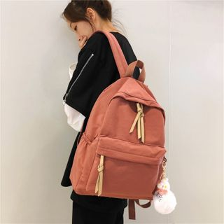 Willow Bloom - Nylon Backpack