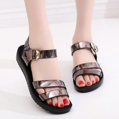 Ordinate Shoes - Ankle Strap Sandals