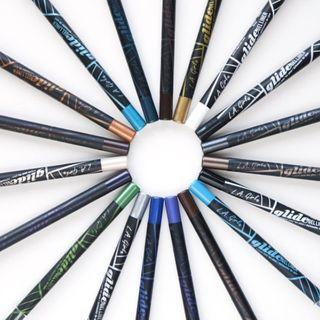 L.A. Girl Cosmetics - Glide Gel Eyeliner Pencil (19 Colors)