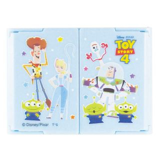T'S Factory - Toy Story 4 3 Sides Portable Mirror (Blue)
