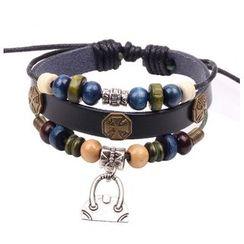 KINNO - Bag Dangle Beaded Bracelet