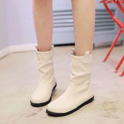Shoes Galore - Short Boots