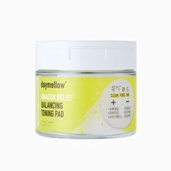 daymellow - Amazon Belief ±Zero Balancing Peeling Pad