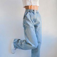Honet - Straight leg Jeans