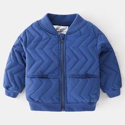 贝壳童装 - 小童夹棉夹克