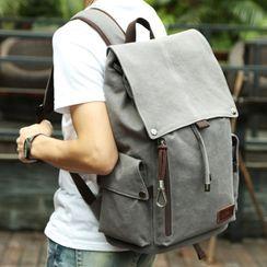 Moyyi - Flap Laptop Backpack