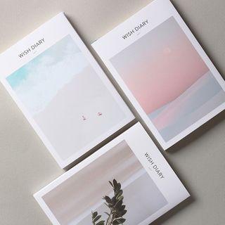BABOSARANG - 'WISH' 2020 Printed Weekly Planner (M)