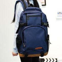 Bag Hub(バッグハブ) - Canvas Backpack