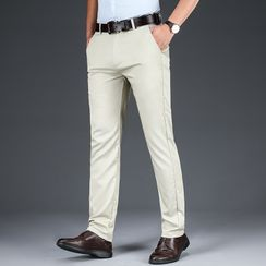 LuJillo - Slim Fit Pants