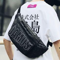 SUNMAN - Lettering Waist Bag
