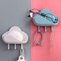 Cutie Pie - Cloud Adhesive Wall Hook