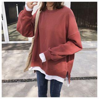 Carmenta - 仿兩件套衫