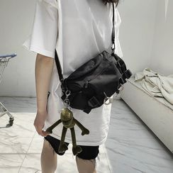 Mulgam - Pocket Detail Crossbody Bag