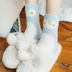 MOGLA - Animal Furry Socks