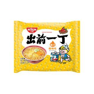 Nissin - Demae Iccho Spicy Series Spicy Curry Flavour