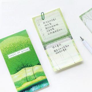 Hera's Place - 森林印花记事本